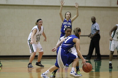 MN vs BENSON JV girls bball