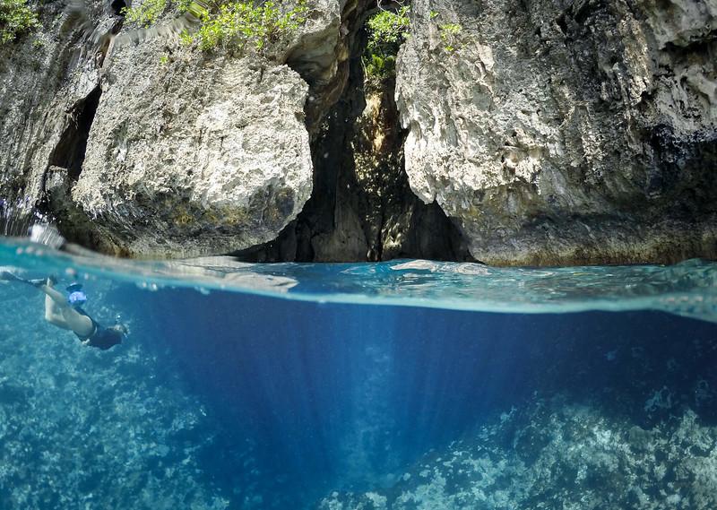Free diving Tonga Caves.jpg