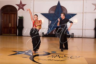 Sergey Korshunov and Michelle Hafle