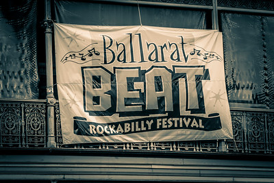 Ballarat Beat Rockabilly 2019 - Classic Car Show
