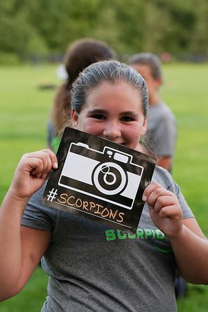 2018-08-20 - Scorpions Camp - Day 1