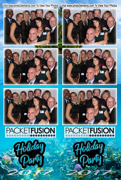 Packet Fusion Holiday Party 2017