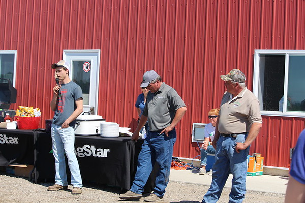 U of M Extension Farm Field Day in Wright County