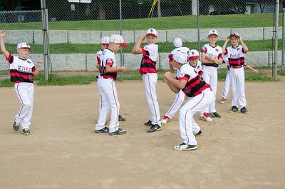9u Belle Plaine Tigers Baseball | 8.3.20