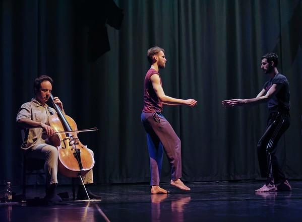 Bach Dance Suites