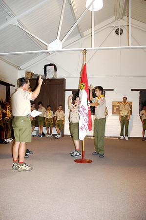 7/23/2005 - Troop Meeting