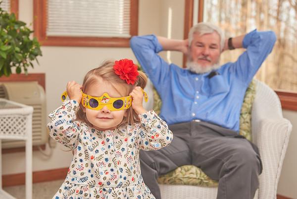 Christmas at Grandma and Grandpa Sizemore's 2018