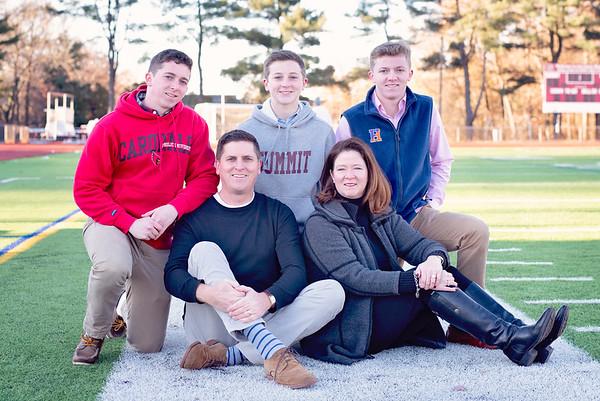 Murphy Family 2018