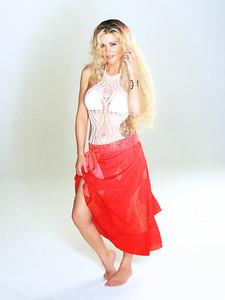 Shakira Studio Portraits
