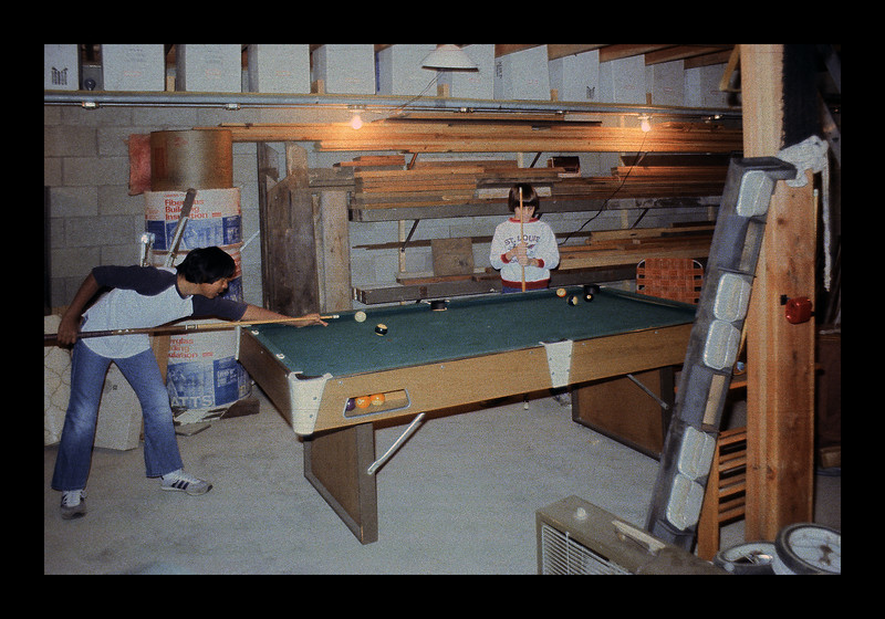50. Basement with high ceiling - 8' to the underside of floor joists.jpg
