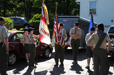 2008 Memorial Day Parade, Talcottville, CT