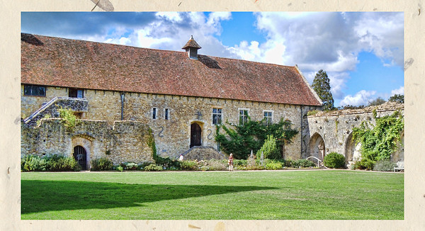 Beaulieu Abbey, House, Gardens and Village