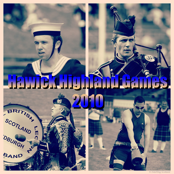 Hawick Highland Games 2010