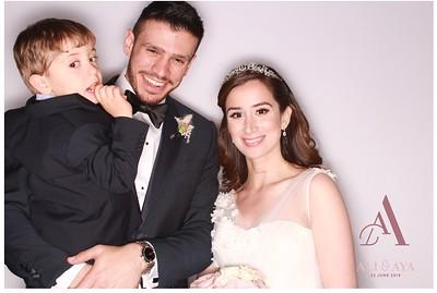 22 Juin 2019 - mariage Ali & Aya