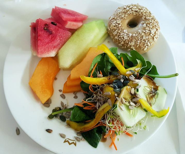 Vegan Buffet Meal