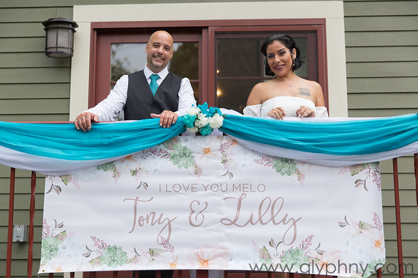 Ileana & Julio NY Wedding