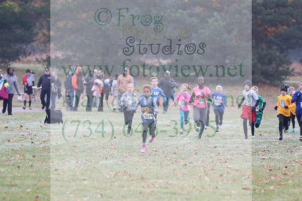 Cross Country Coaches National Youth Qualifier 26 Oct 2019 3k