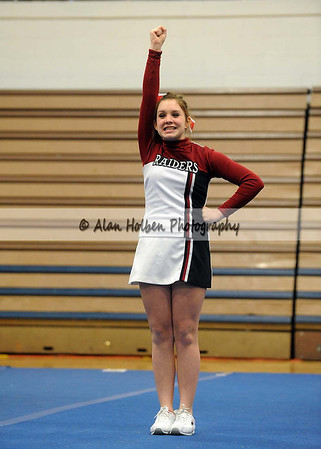 Cheer at LCC - Portland JV - Round 1 - Jan 25