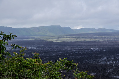 Hiking Volcano Sierra Negra