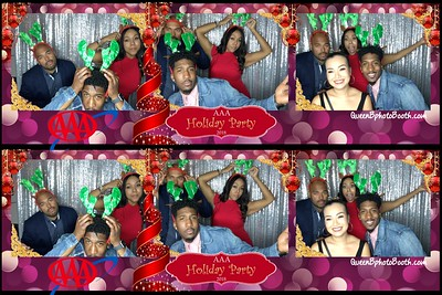 AAA Holiday Party 2018