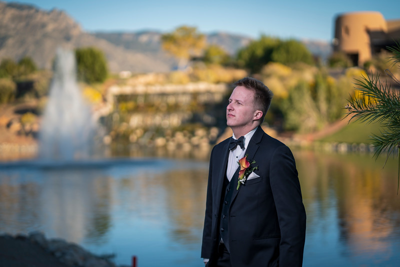 Sandia Hotel Casino New Mexico October Wedding Portraits C&C-71.jpg