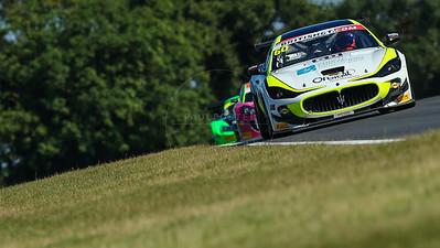 2016 British GT Championship - Snetterton