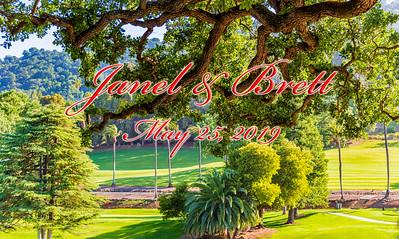 Janel & Brett's Wedding 2019