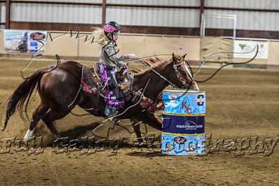 2018 New Years Casino Barrel Race - Monday