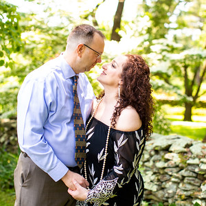 Eleni & Jeff's Engagement Portraits Quick Picks