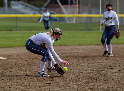 Set seven: Vashon Island High School Fastpitch v Coupeville