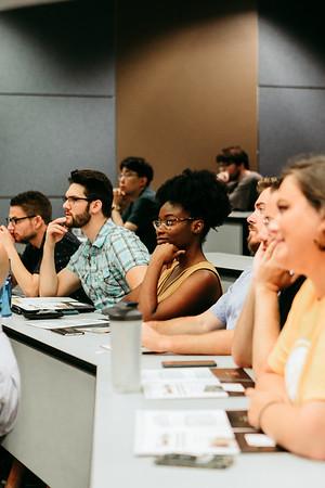 New Graduate Student Fall Orientation 8/15/2019