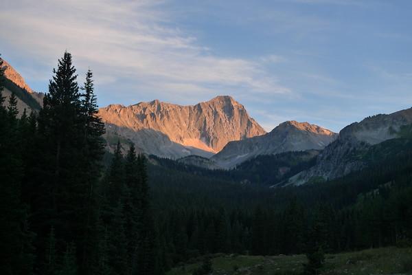 Capitol Peak (14130') 8.20.09