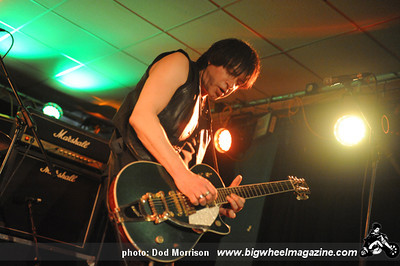 Spear of Destiny - at The Lemon Tree - Aberdeen, UK - March 14, 2012