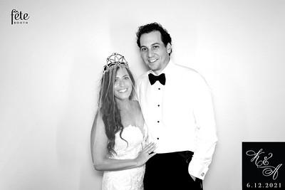 2021-6-12 Katie & Andrew Wedding