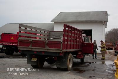 02-15-2012, Vehicle, Deerfield Twp. Cumberland County, Morton Ave.