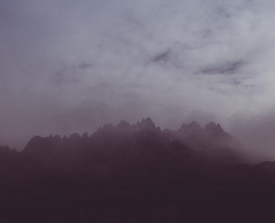2018 Fall Prints - Organ Mountain