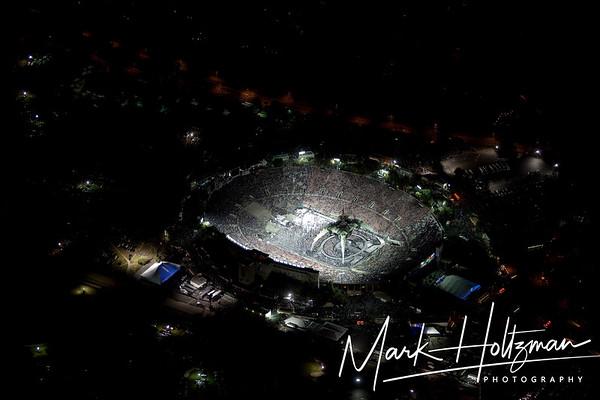 2009 U2 Concert at the Rose Bowl