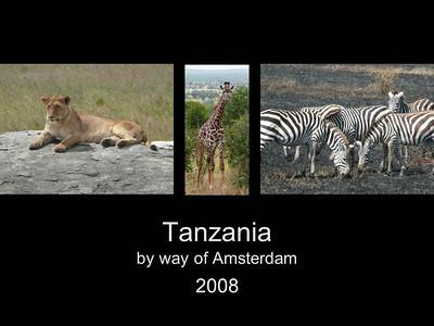 2008 Tanzania