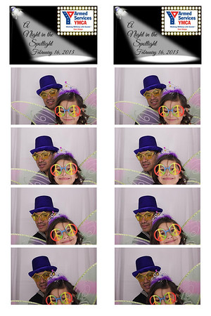 2013 Father & Daughter Dance Photobooth