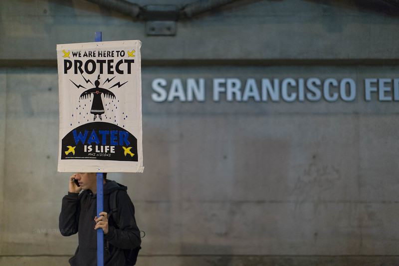 Protests Marches Vigils copyright Sam Breach 2016-20170126 - T48A0102 -We Resist No KXL no DAPL - photographed by Sam Breach 2017.jpg