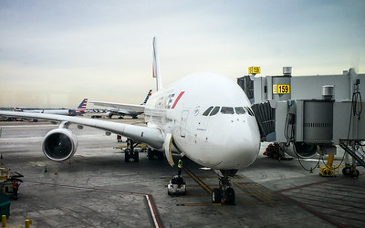 BA from LAX and back