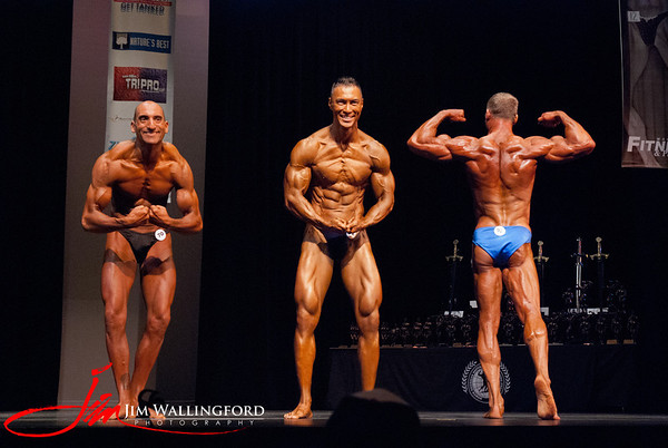 2013 Washington State Natural prejudging