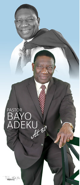 Pastor Bayo's Banners