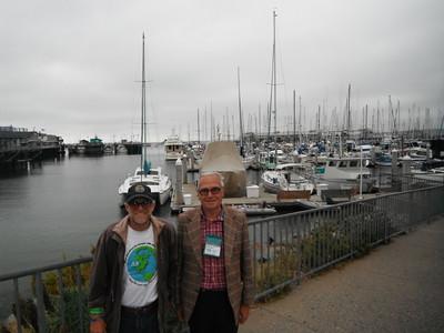 Monterey Aquarium & Santa Cruz #1227