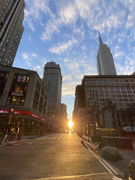 January - New York
