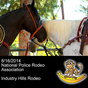 2014-08-16 National Police Rodeo Association - Industry Hills