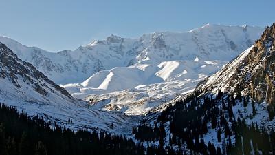 Tianšanská lyžovačka