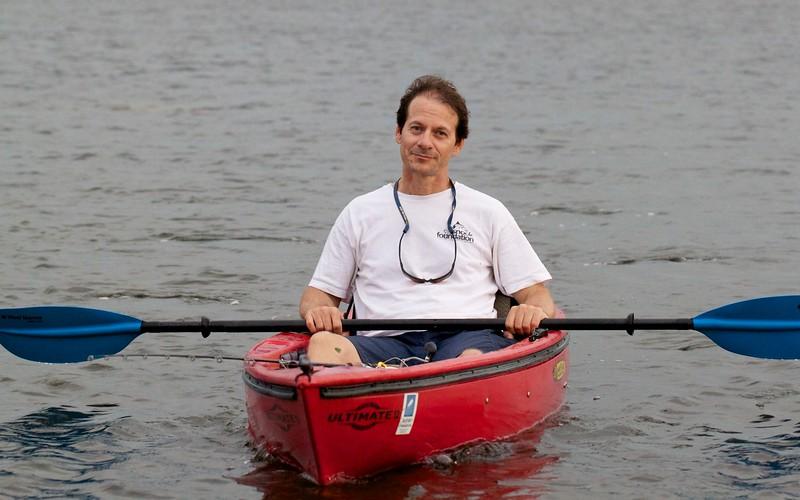 egret cove kayaking