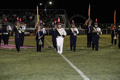 Band vs H Hall 101918