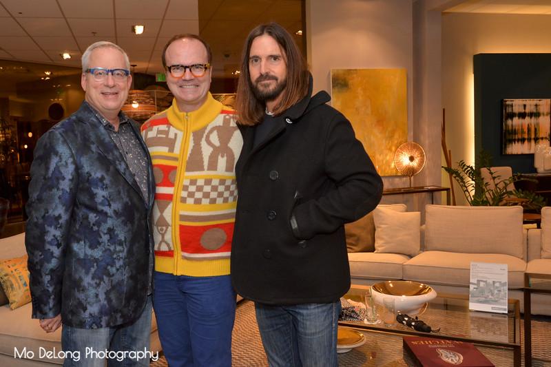 David Landis, Sean Dowdall and Craig Steely